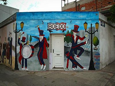 MURALES DE BOEDO