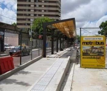 metrobus bajo porteño