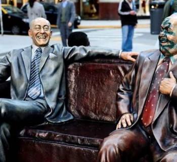 estatuas rotas
