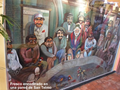mural porteño