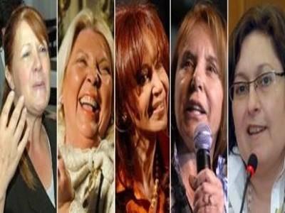 mujeres y politica