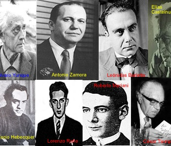 poetas