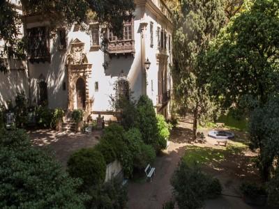jardin del palacio noel