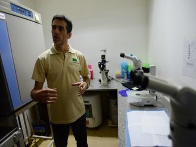 08 de Junio-Se construyo un nuevo laboratorio de genética en el Ecoparque porteño, para salvar especies en peligro de extinción