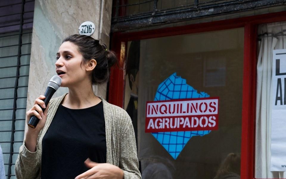 01de Junio-Inquilinos Agrupados abre su local en el barrio de Almagro