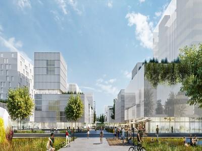 04 de Junio-Como será el nuevo Parque de la Innovación en el barrio de Núñez