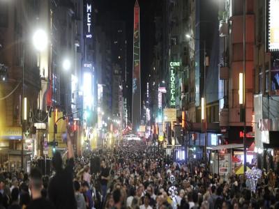 20 de Junio-Se celebrara la noche de la música en la Avenida Corrientes