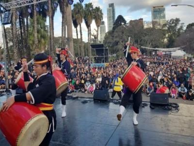 28 de Junio-Se celebrara la Fiesta de Amistad Argentino-Japonesa en el Jardín Japonés