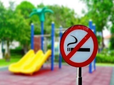 02 de Agosto-Prohíben fumar en los sectores de juegos infantiles de las plazas y parques porteños
