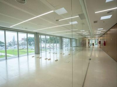 05 de Agosto-Comenzó la mudanza del Archivo General de la Nación en el predio de la ex Cárcel de Caseros