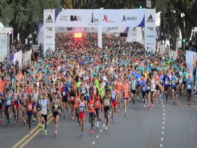 24 de Agosto-Este fin de semana se corre la Media Maratón de Buenos Aires