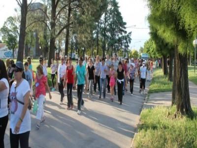 """26 de Julio-Se realizara una """"Caminata Saludable"""" en Parque Patricios"""