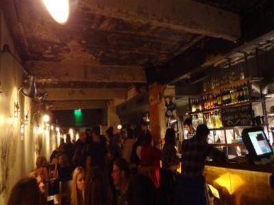 04 de Octubre-El Bar Florería Atlántico del barrio de Retiro, ocupa el tercer puesto en la prestigiosa lista de los 50 Mejores Bares del Mundo