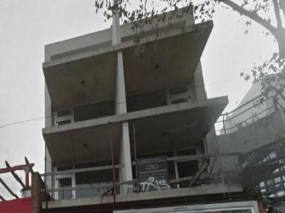 Subastaran una construcción ilegal en Palermo a beneficio de los Hospitales Públicos de la Ciudad de Buenos Aires