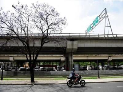 09 de Noviembre-Proponen instalar locales comerciales y espacios públicos en los predios debajo de las Autopistas 9 de Julio Sur y Perito Moreno