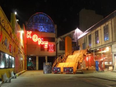 19 de Octubre-Proponen declarar Sitio de Interés Cultural a Ciudad Cultural Konex del barrio del Abasto