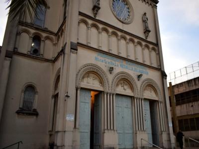 22 de Noviembre-Se realizaran visitas guiadas a la Parroquia del Santuario de la Medalla Milagrosa, en Parque Chacabuco