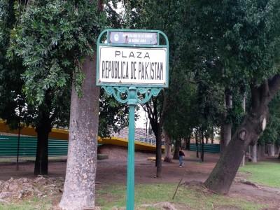 06 de Enero-Los vecinos de Palermo se oponen a la apertura de una calle que atravesara a la Plaza República de Pakistán
