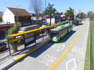 11 de Marzo-Construirán un nuevo ramal del Metrobus en las Avenidas Alberdi y Directorio, del barrio de Flores