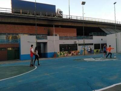01 de Abril-El Polideportivo Martin Fierro alojara a gente sin techo durante esta pandemia