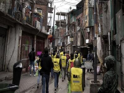 15 de Mayo-Retiro es el barrio con mayor número de casos de coronavirus en la Ciudad
