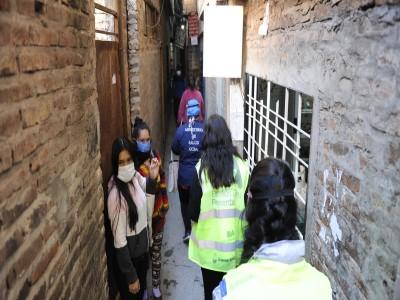 18 de Mayo-Hoy comienza un Operativo Sanitario en busca de contagios dentro de la Villa 21-24 de Barracas