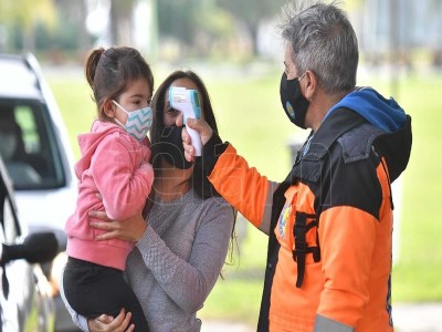 20 de Mayo-Advierten dos nuevos síntomas de contagio del coronavirus