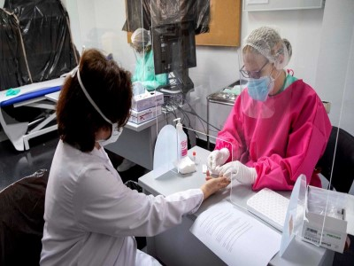 27 de Mayo-Esta semana comenzaran con los testeos masivos a médicos y enfermeros de la Terapia Intensiva del Hospital Argerich