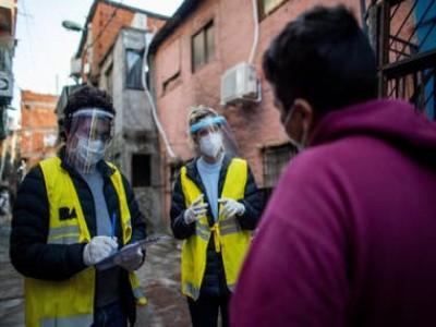 28 de Mayo-Se confirmaron 3125 casos de coronavirus en los barrios más vulnerables de la Ciudad
