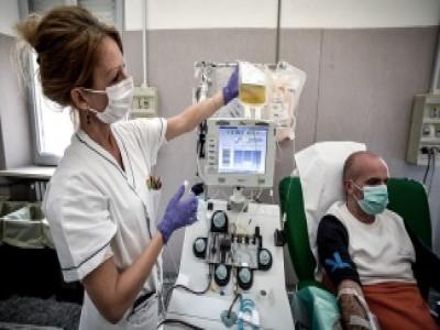 24 de Junio-Proponen realizar una campaña nacional para la donación de plasma sanguíneo de pacientes recuperados de coronavirus