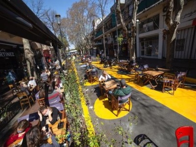 02 de Septiembre-Habilitarán más calles peatonales cercanas a los Centros Comerciales de la Ciudad