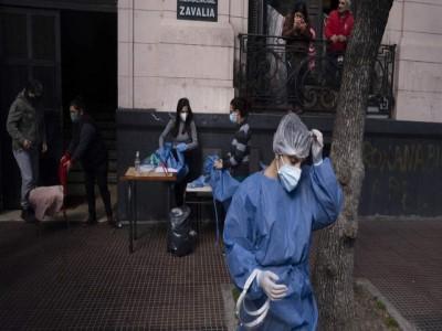 La Ciudad registró un descenso sostenido de contagios en los últimos diez días