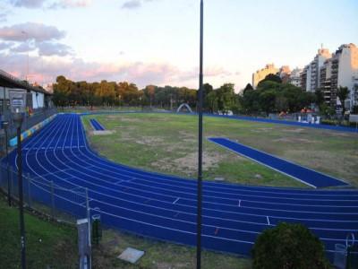 12 de Noviembre-Vuelven a reabrir la Pista de Atletismo del Parque Chacabuco