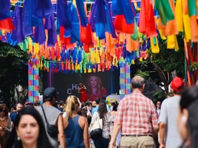 """14 de Noviembre-Se celebrará la """"Semana del Orgullo BA"""" con espectáculos aire libre y virtuales_"""