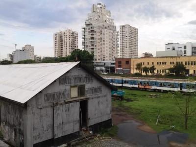 18 de Octubre-Proponen la construcción de un Parque Cultural en los terrenos del Playón de Colegiales_