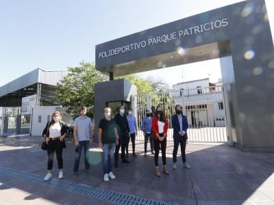27 de Octubre-Buscan crear un Circuito cultural y deportivo en Parque Patricios