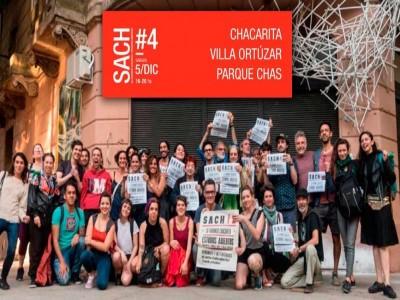 """03 de Diciembre-Más de cien artistas abrirán las puertas de sus atelieres al público, en nueva edición del ciclo """"Se Agrandó Chacarita""""_"""