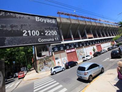 06 de Diciembre-Proponen llamar Maradona a la calle Boyacá del barrio de La Paternal_