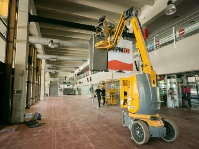 14 de Diciembre-Terminaron las obras de remodelación en la Estación de micros de Retiro y esperan reabrirla para de fin de mes_