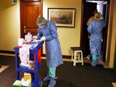 La Ciudad sumó cuatro hoteles más al Sistema de Aislamiento extra-hospitalario para pacientes leves con Covid-19_
