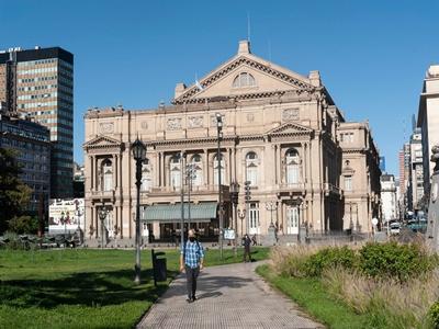 28 de Enero-El Teatro Colón se convertirá en un nuevo Centro de Testeo del Covid-19_