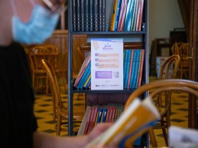 Promueven un catalogo de libros para su lectura en los Bares Notables de la Ciudad_