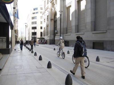15 de Abril-El Microcentro porteño se convertirá en un barrio residencial_
