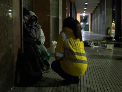 """04 de Junio-Por la pandemia se adelantó el """"Operativo Frio"""" para personas en situación de calle_"""