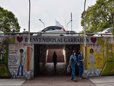 08 de Julio-El Hospital Garrahan vacunará a menores contra el Covid-19_