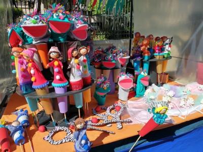 14 de Agosto-La Feria de Las Plazas llega a Boedo_