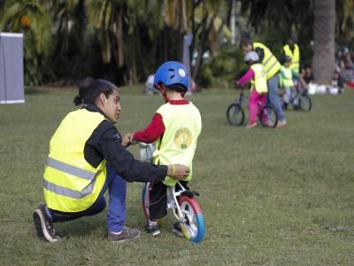 """19 de Julio-La Ciudad organiza las jornadas educativas """"Deja tus rueditas"""" para chicos de 4 a 12 años_"""