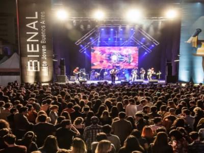 26 de Julio-La Bienal de Arte Joven Buenos Aires 2021-22 invita a los jóvenes a presentar sus proyectos artísticos_