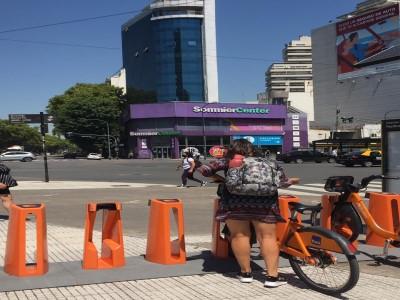 28 de Julio-Reinstalan veinte estaciones de EcoBici en distintos barrios porteños_