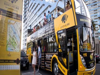 01 de Octubre-A partir de Octubre vuelve a funcionar el Bus Turístico de la Ciudad de Buenos Aires_
